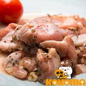 《極鮮配》黑胡椒雞腿肉(200g±10%/包)