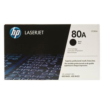 HP 原廠碳粉匣 CF280A 適用 LaserJet Pro M401/M425(共同)