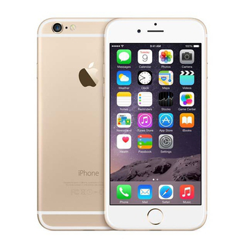 福利品 Apple iPhone 6 Plus 16GB (A1524) 5.5吋智慧型手機(金)