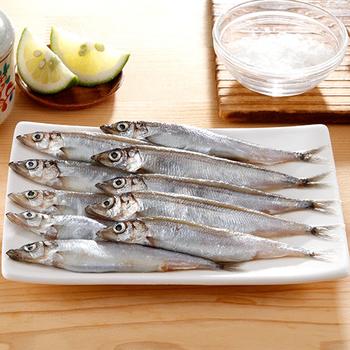 柳葉魚(200g/包)