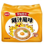 《味丹》享味時光雞汁風味麵(70g*5入/袋)