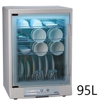 名象 四層不鏽鋼紫外線烘碗機 TT-899