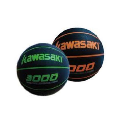 KAWASAKI 3000深溝籃球(顏色隨機)