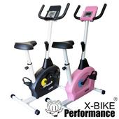 《X-BIKE》Performance 台灣精品 60200立式車_小綿羊(可放平板.手機)(酷帥黑)