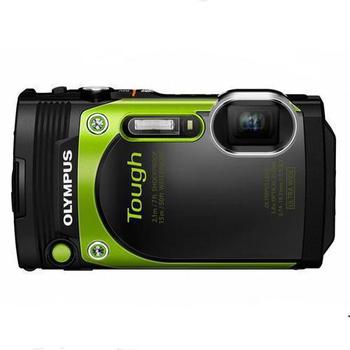OLYMPUS OLYMPUS STYLUS TG-870 Tough自拍機 送SD32G+專用電池+漂浮手腕帶(綠)