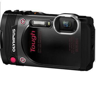 OLYMPUS OLYMPUS STYLUS TG-870 Tough自拍機 送SD32G+專用電池+漂浮手腕帶(黑)