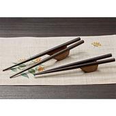《樂齡》日製紫檀木輔助筷 - 平衡 (左右手通用)