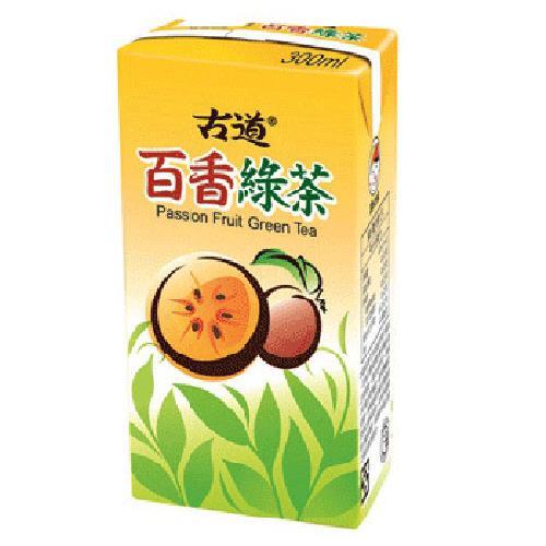 《古道》百香綠茶(300ml*6包)