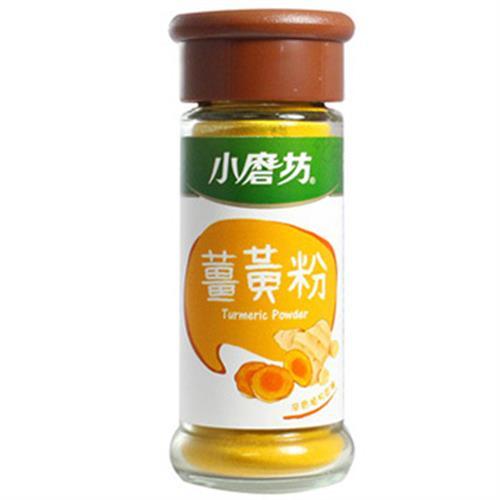 小磨坊 薑黃粉 (純素)(34g/瓶)