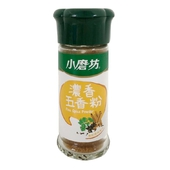 《小磨坊》濃香五香粉(純素)(20G/瓶)
