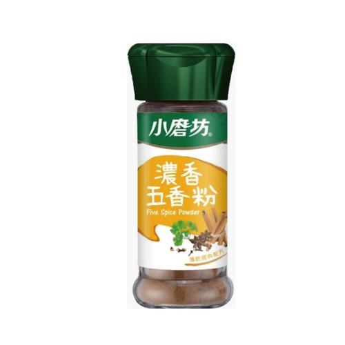 小磨坊 濃香五香粉(純素)(20G/瓶)