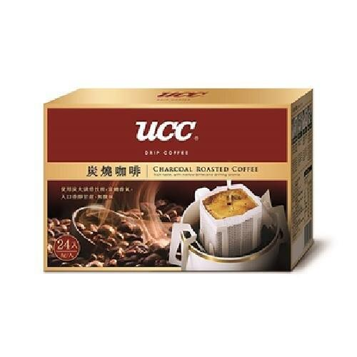 UCC 炭燒濾掛式咖啡(8G*24包)