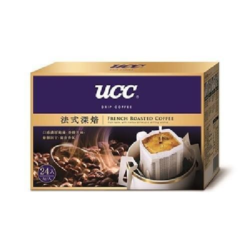 《UCC》法式深焙濾掛式咖啡(8G*24包)