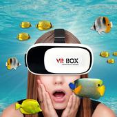 《揚邑 YANGYI》VR-BOX 3D電玩/IMAX電影 頭戴式虛擬實境3D立體眼鏡