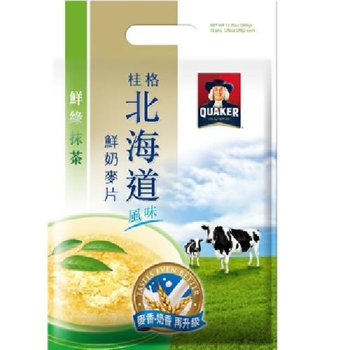《桂格》北海道鮮綠抹茶30G*12入/袋(30G*12入)