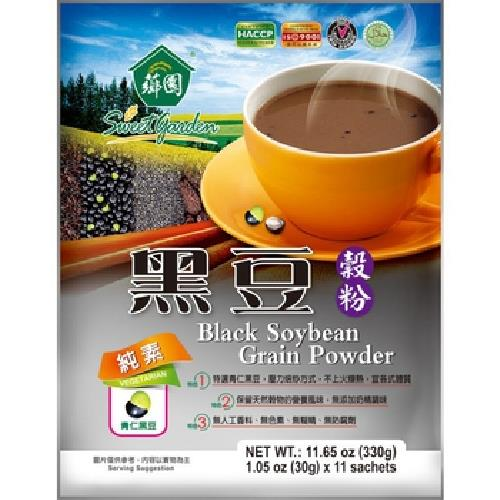 薌園 黑豆穀粉30g*11包(30g*11)