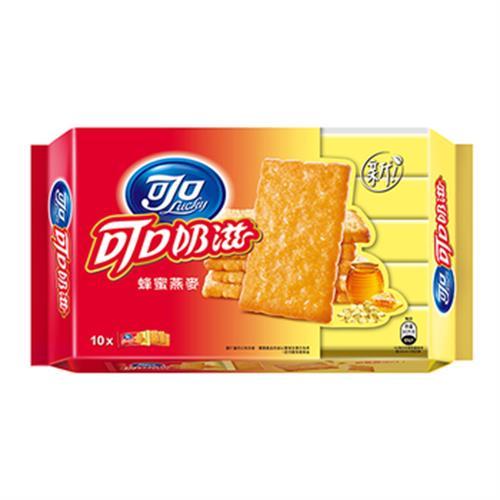 《可口奶滋》蜂蜜燕麥口味 隨手包(187.5g/包)