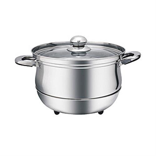 SILWA西華 不鏽鋼免火再煮鍋(26cm)