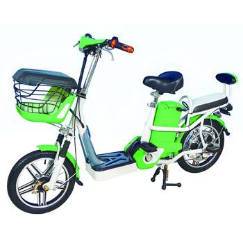 勝一 EV-16S電動輔助自行車(鋰電版)(綠色)