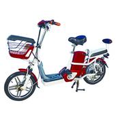 《勝一》EV-16S電動輔助自行車(紅色)
