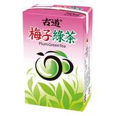 《古道》梅子綠茶(300ml*6包)