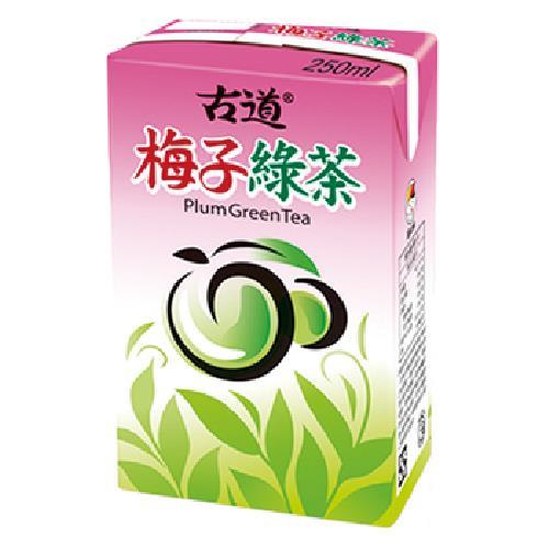 古道 梅子綠茶(300ml*6包)