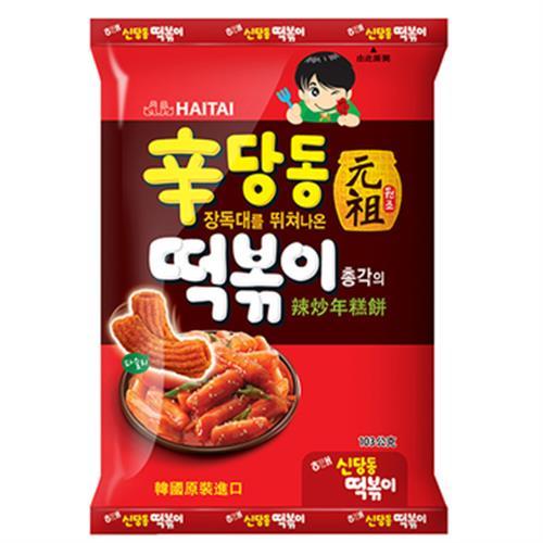 HAITAI 辣炒年糕(103g)