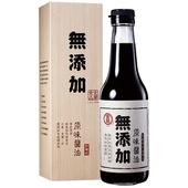 《金蘭》無添加原味醬油(500ml)