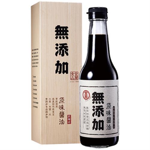 金蘭 無添加原味醬油(500ml)