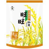 《即期2020.11.07 旺旺仙貝》嚴選糙米-輕海鹽佐胡椒(84g)