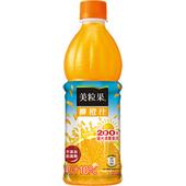 《美粒果》柳橙果汁(450ml/瓶)