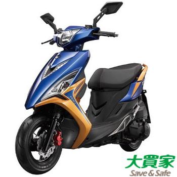 KYMCO 光陽機車 VJR 125 ABS版 - 2016 全新車(亮藍/黃/黑)