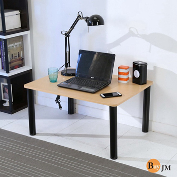 ★結帳現折★BuyJM 簡約和風NB和室電腦桌(80*60公分)(原木色)