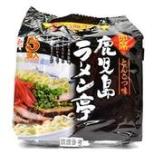 《東丸》鹿兒島拉麵味(90g×5袋)