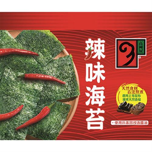 高岡屋 極品半切辣味海苔(29g)