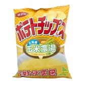《湖池屋》平切洋芋片-北海道玉米濃湯味(150g/包)