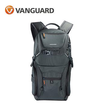 VANGUARD 精嘉 Adaptor 機動者 46 攝影雙肩單肩兩用包(公司貨)(黑色)