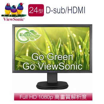ViewSonic優派 VG2439Smh 24型 Full HD人體工學液晶螢幕(VG2439Smh)
