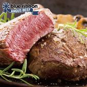 《欣明生鮮》美國藍帶厚切凝脂霜降牛排(300公克±10% /1片)(*35包)