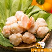 《極鮮配》澎湖海蝦丸-10包入(200G±10%/包x10)