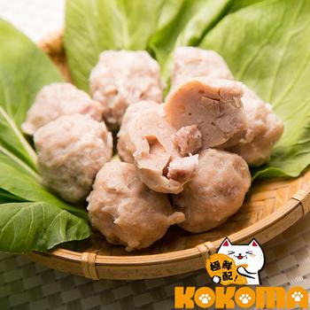 極鮮配 芋角鮮肉丸-10包入(200G±10%/包x10)