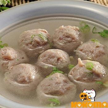極鮮配 芹菜鮮肉丸-10包入(200G±10%/包x10)