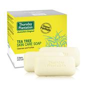 《澳洲星期四農莊》茶樹純淨皂(3入/組)