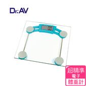 《Dr.AV》超大螢幕全家福 電子體重計(BS-2829)
