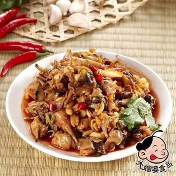 大嬸婆 味付海螺肉(200g/包)