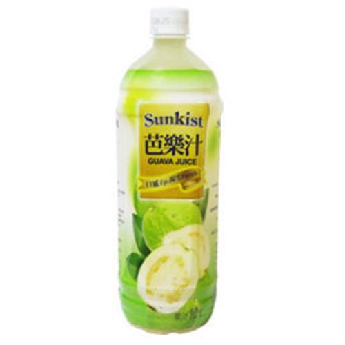 香吉士芭樂果汁飲料(1250ml/瓶)