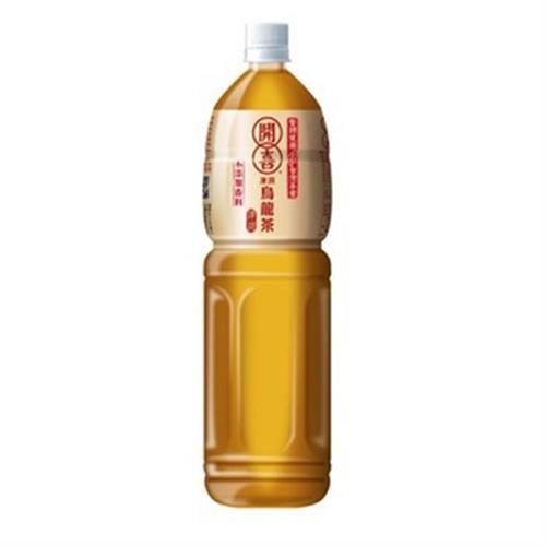 開喜 凍頂烏龍茶 無糖(1500ml)