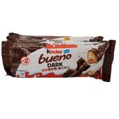 《健達》繽紛樂黑巧克力3入裝(129g/組)