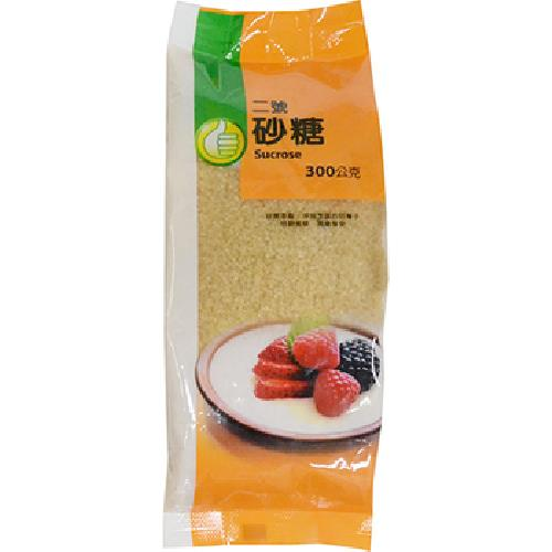 FP 二號砂糖(300公克)