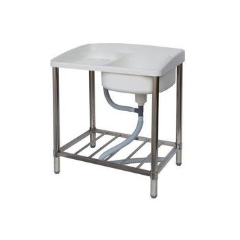 ★結帳現折★聯德爾 ABS組合式洗衣水槽(白色)